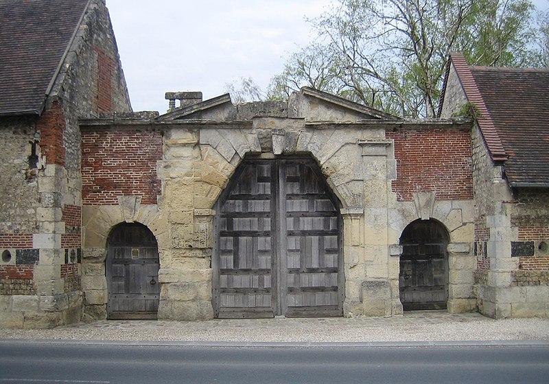 Photo du Monument Historique Manoir de Méautry situé à Touques