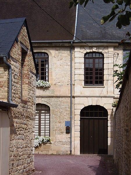 Photo du Monument Historique Manoir situé à Touques
