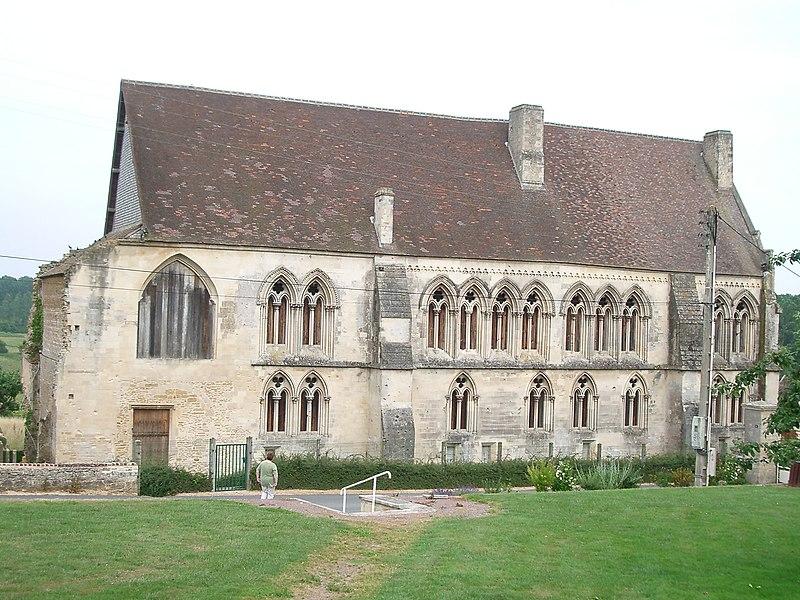 Photo du Monument Historique Ancienne abbaye situé à Troarn