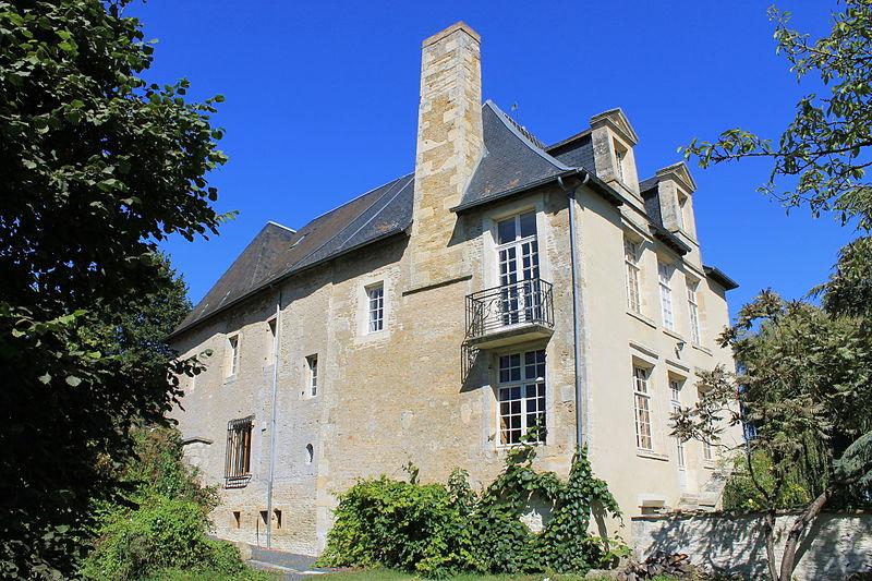 Photo du Monument Historique Manoir de Tourpes, à Bures-sur-Dives situé à Troarn