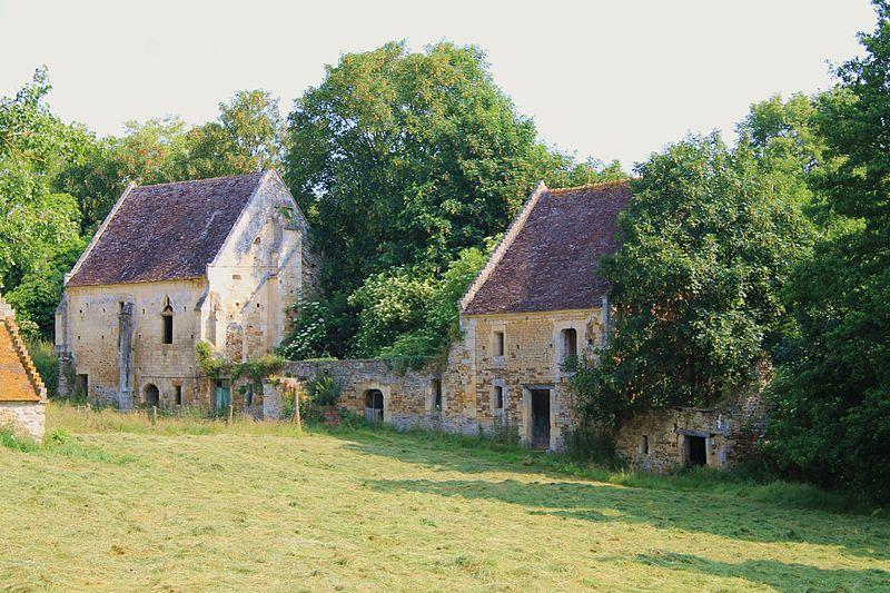 Photo du Monument Historique Manoir situé à Urville
