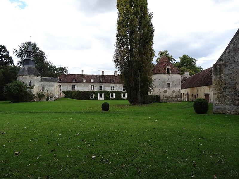 Photo du Monument Historique Château situé à Vicques