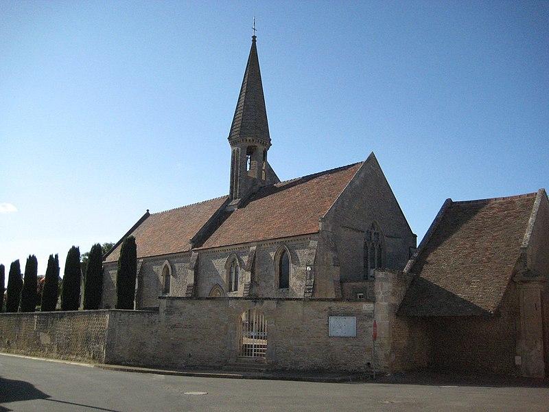 Photo du Monument Historique Eglise situé à Villons-les-Buissons