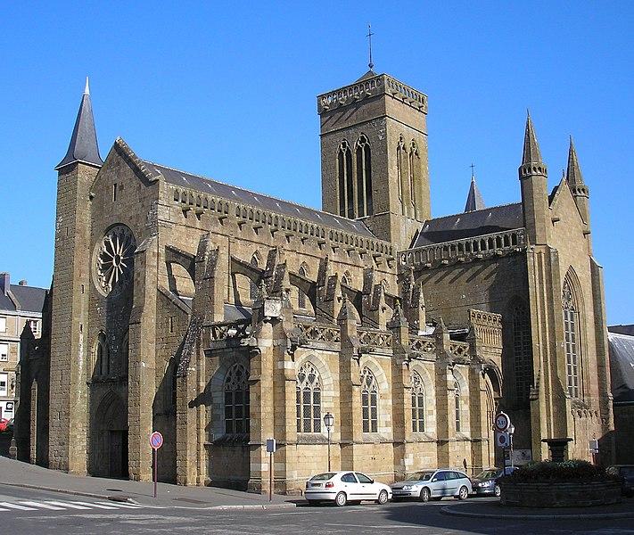 Photo du Monument Historique Eglise Notre-Dame situé à Vire