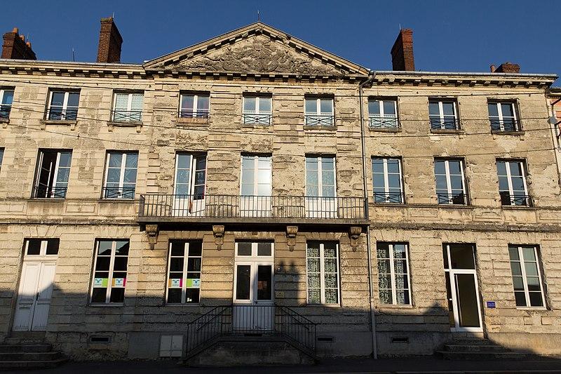 Photo du Monument Historique Hôtel Le Mercier situé à Lisieux