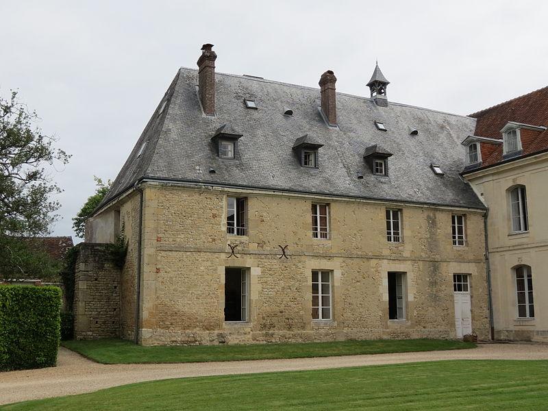 Photo du Monument Historique Ancienne abbaye du Val Richer situé à Saint-Ouen-le-Pin