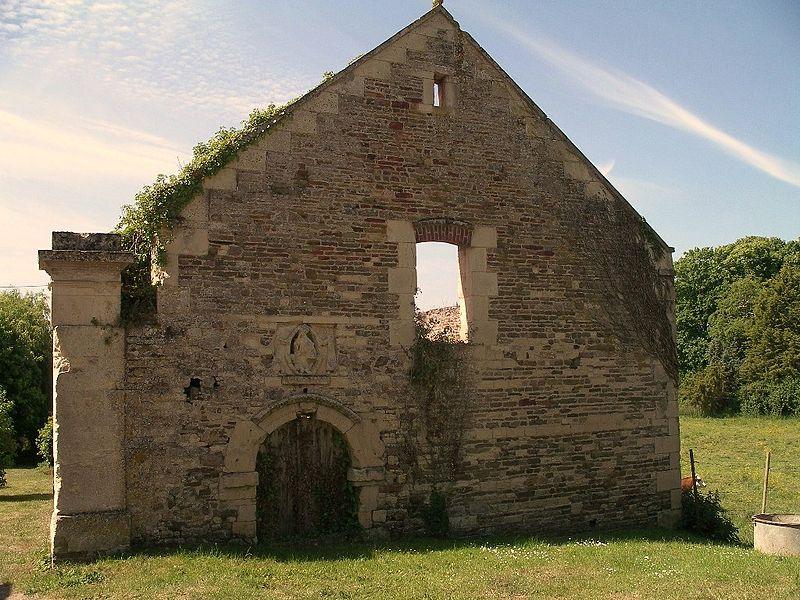Photo du Monument Historique Chapelle Saint-Jean-Baptiste-du-Clos situé à Vieux