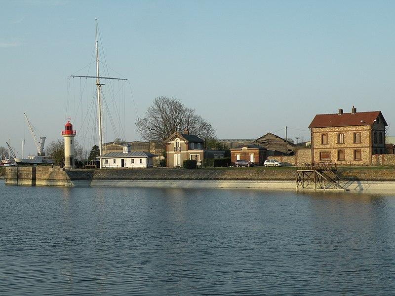 Photo du Monument Historique Avant-port situé à Honfleur