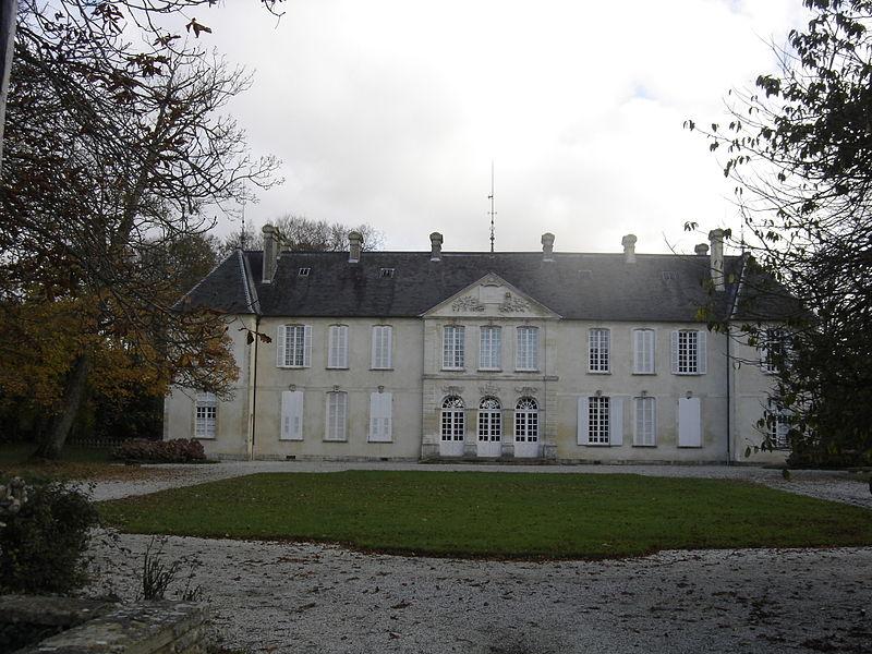 Photo du Monument Historique Château de la Noë situé à Tracy-sur-Mer