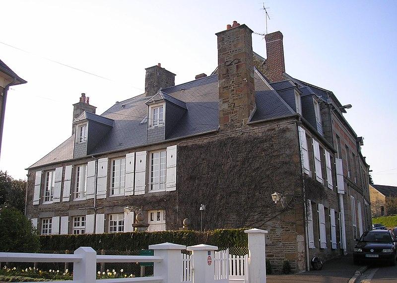 Photo du Monument Historique Maison dite Galland-Duclos situé à Condé-sur-Noireau