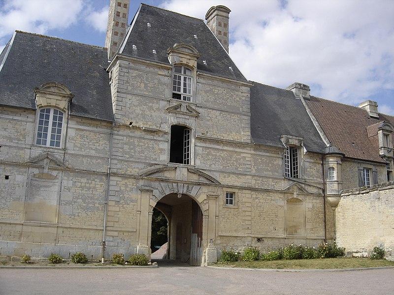 Photo du Monument Historique Ancien manoir de la Mare situé à Saint-Manvieu-Norrey