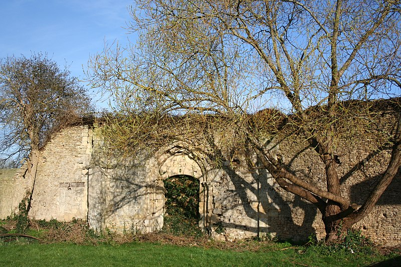 Photo du Monument Historique Chapelle Saint-Vincent situé à Hérouville-Saint-Clair