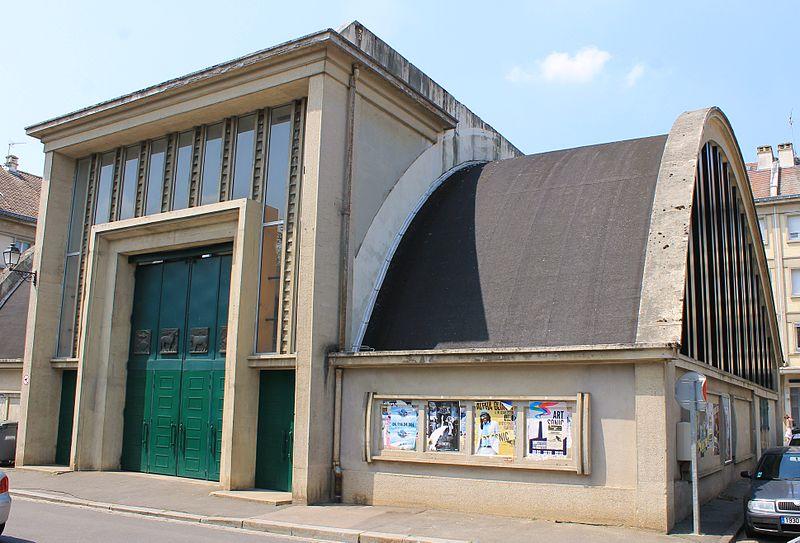 Photo du Monument Historique Marché couvert situé à Falaise