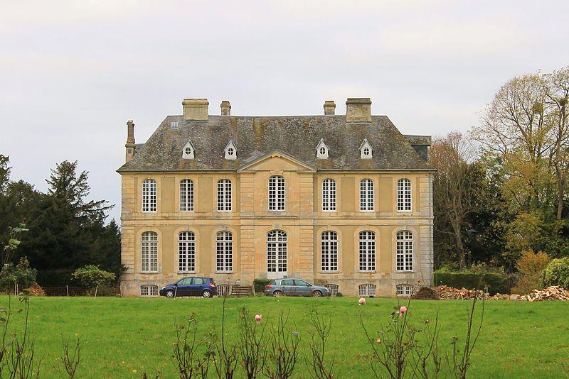 Photo du Monument Historique Château de Monts situé à Monts-en-Bessin