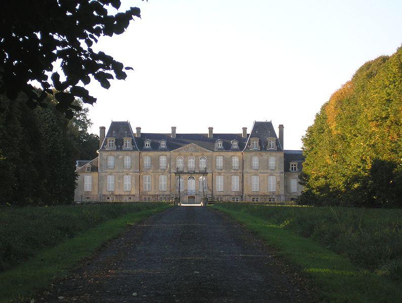 Photo du Monument Historique Château de Vaubadon situé à Vaudabon