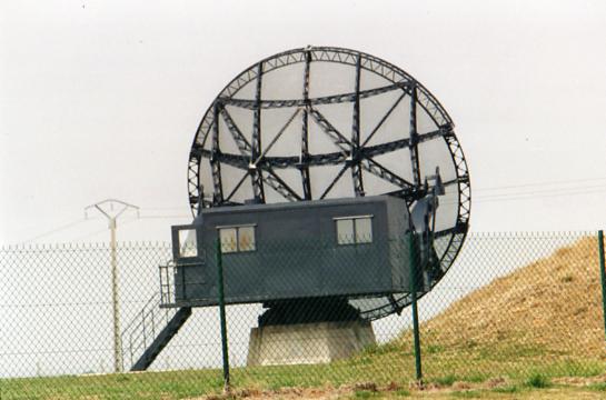Photo du Monument Historique Station radar situé à Douvres-la-Délivrande