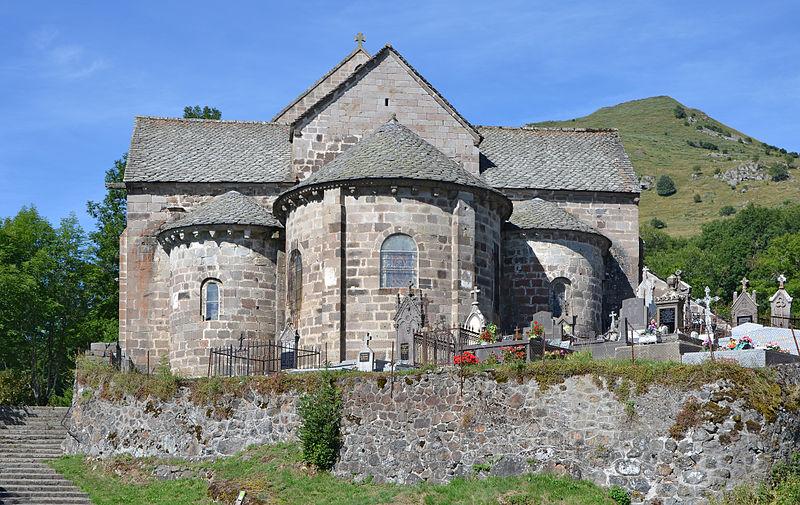 Photo du Monument Historique Eglise Saint-Cyr et Sainte-Julitte situé à Dienne