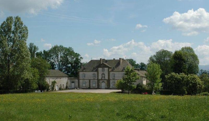 Photo du Monument Historique Château du Chassan situé à Faverolles