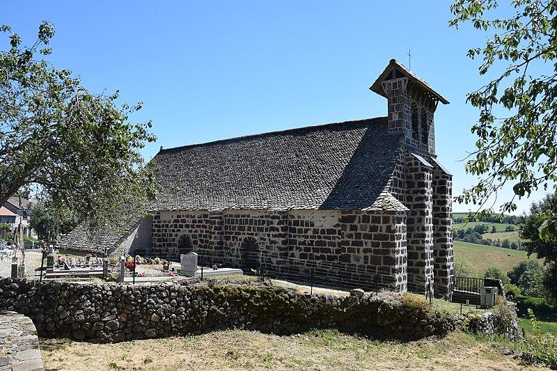 Photo du Monument Historique Eglise de la Nativité de la Vierge situé à Girgols