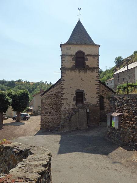 Photo du Monument Historique Eglise Notre-Dame situé à Laurie
