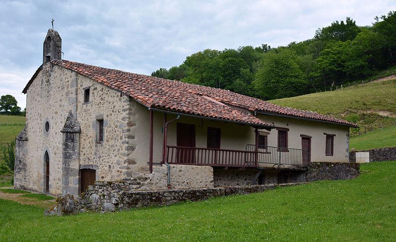 Photo du Monument Historique Ancien prieuré de Notre-Dame-du-Pont situé à Leynhac