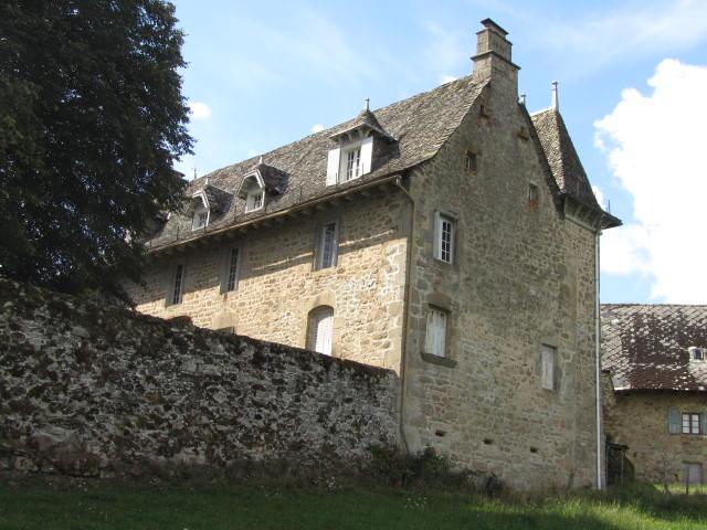 Photo du Monument Historique Domaine de Dilhac situé à Montvert