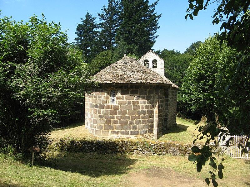 Photo du Monument Historique Chapelle Notre-Dame-de-Claviers situé à Moussages