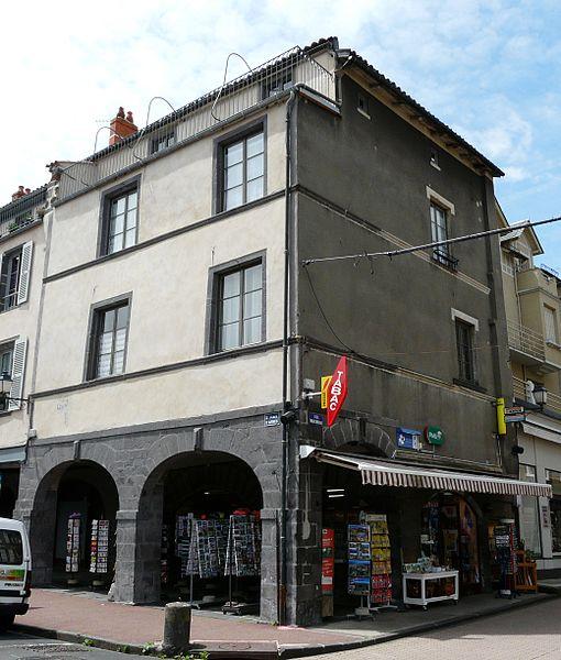 Photo du Monument Historique Maison du 17e siècle situé à Saint-Flour