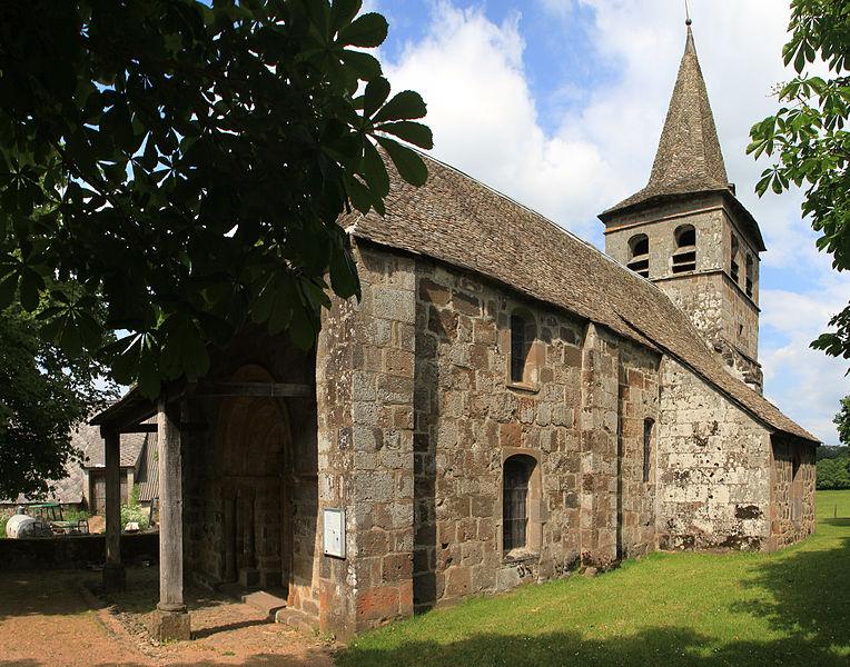 Photo du Monument Historique Eglise Saint-Martin situé à Saint-Martin-Cantalès