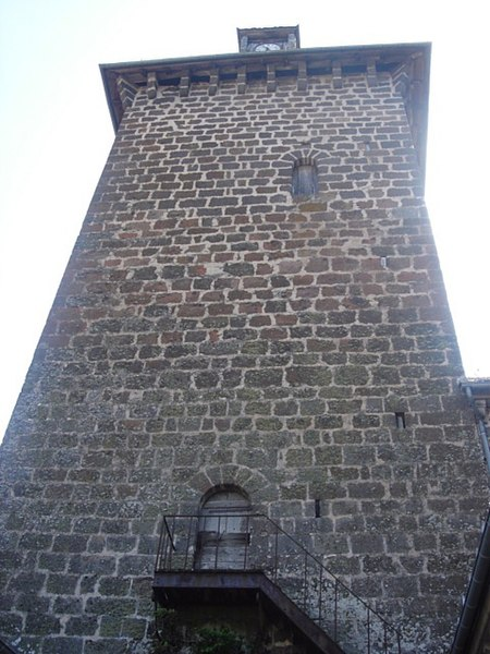 Photo du Monument Historique Eglise Saint-Sigismond situé à Saint-Simon