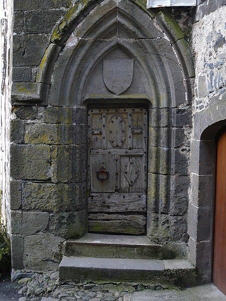 Photo du Monument Historique Maison situé à Salers