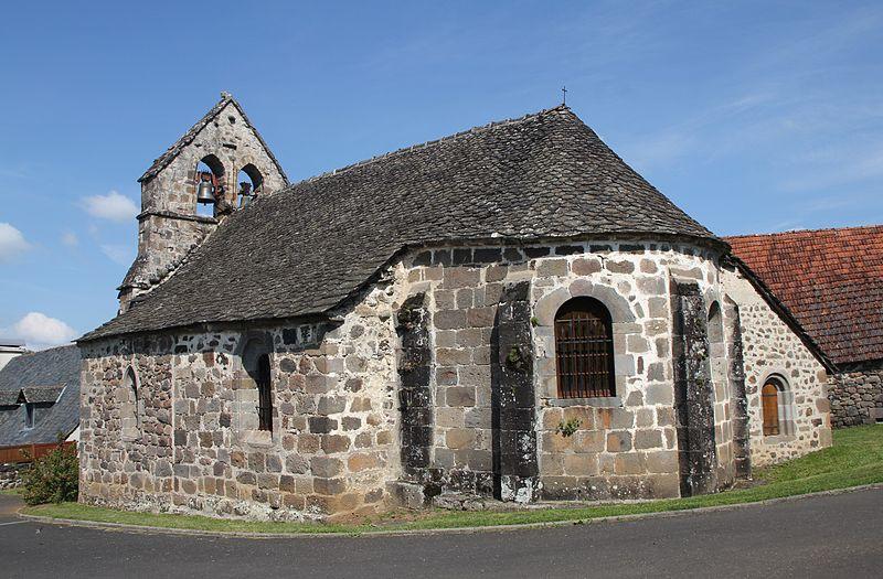 Photo du Monument Historique Eglise Saint-Pantaléon situé à Salins