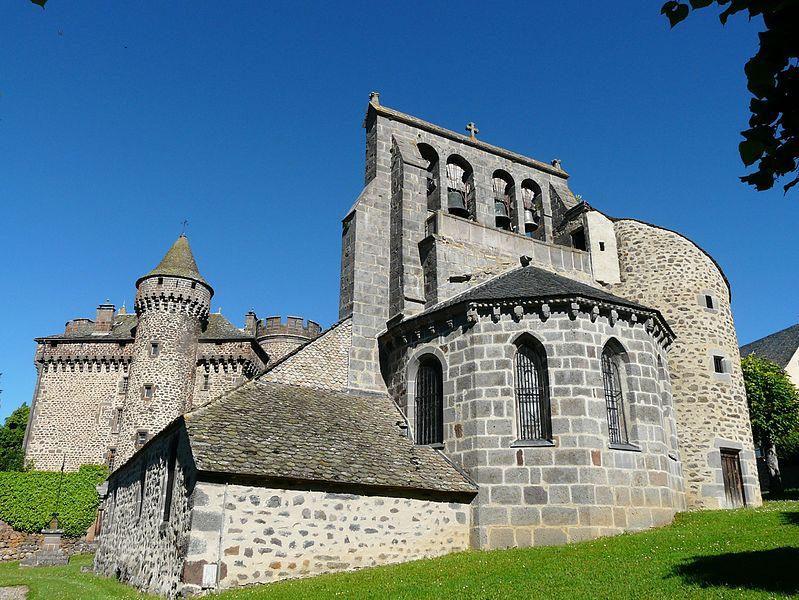 Photo du Monument Historique Eglise Saint-Martin situé à Les Ternes