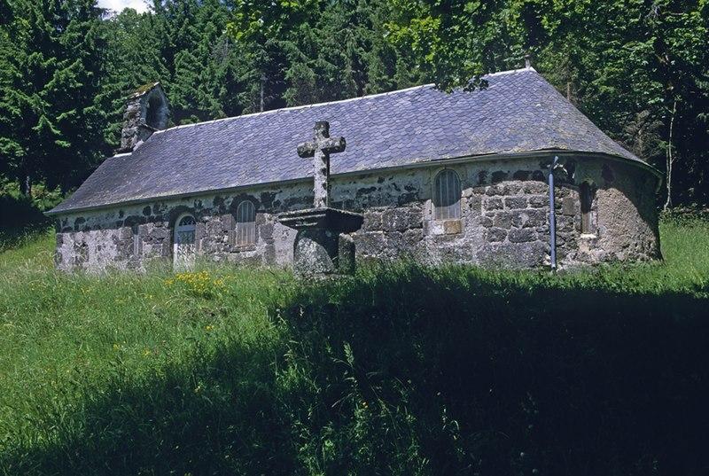 Photo du Monument Historique Chapelle Notre-Dame de Consolation situé à Thiézac