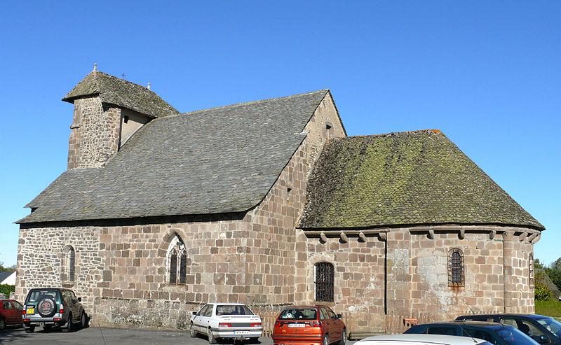 Photo du Monument Historique Eglise Saint-Laurent situé à Le Vigean