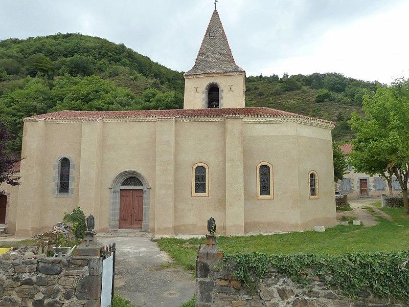 Photo du Monument Historique Eglise Saint-Barthélémy situé à Bonnac