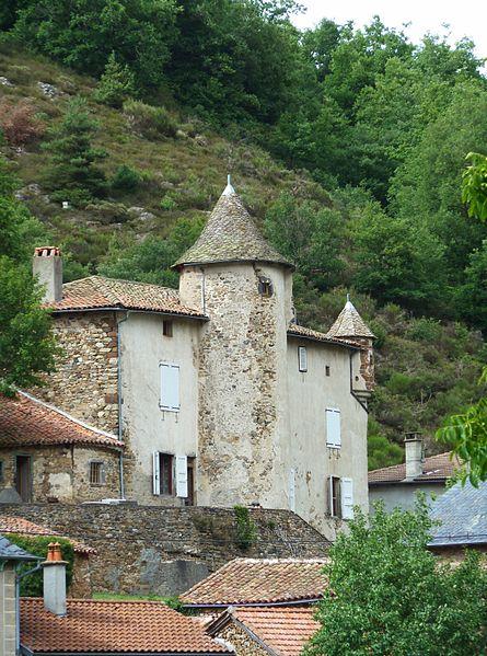 Photo du Monument Historique Château de Bonnac situé à Bonnac
