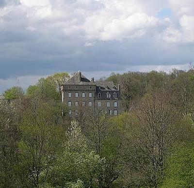 Photo du Monument Historique Château de Viescamp situé à Lacapelle-Viescamp