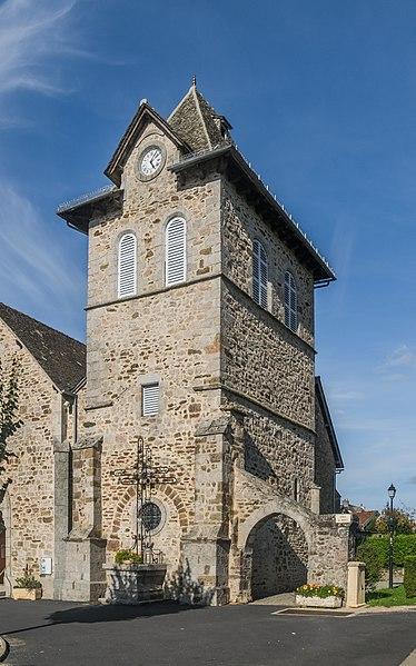 Photo du Monument Historique Eglise Notre-Dame de la Purification situé à Cassaniouze