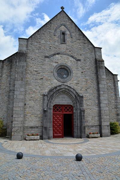 Photo du Monument Historique Eglise Saint-Martin situé à Marcolès