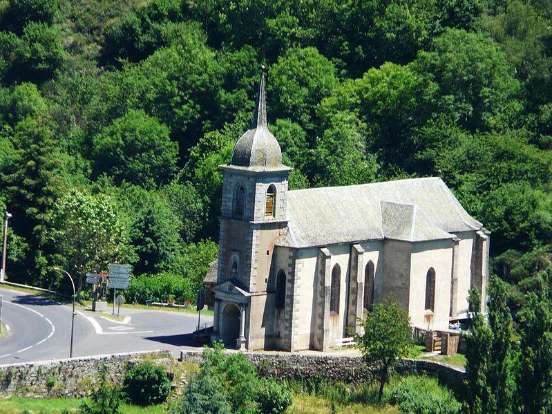 Photo du Monument Historique Chapelle Notre-Dame de Pitié situé à Chaudes-Aigues