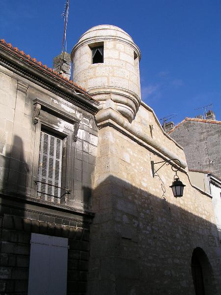 Photo du Monument Historique Bastion situé à Angoulême