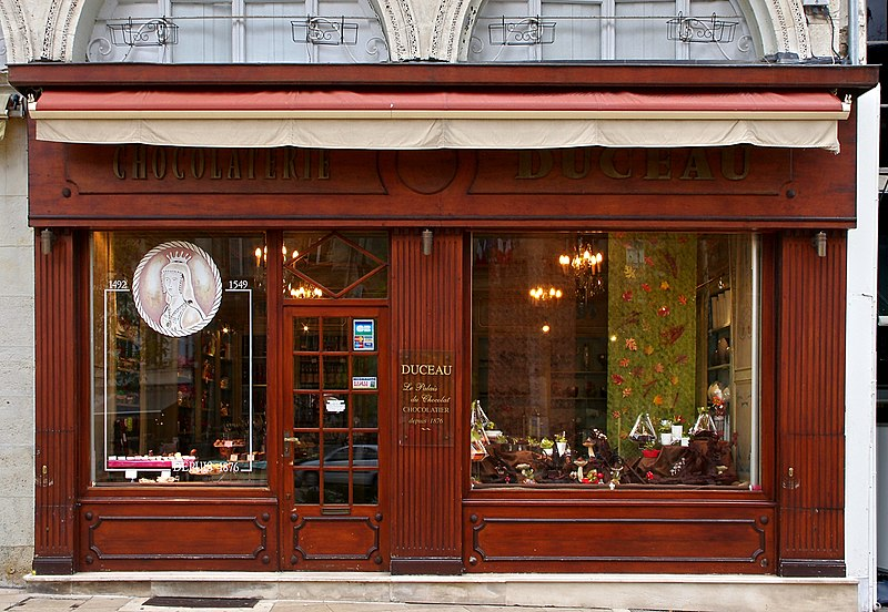 Photo du Monument Historique Chocolaterie situé à Angoulême