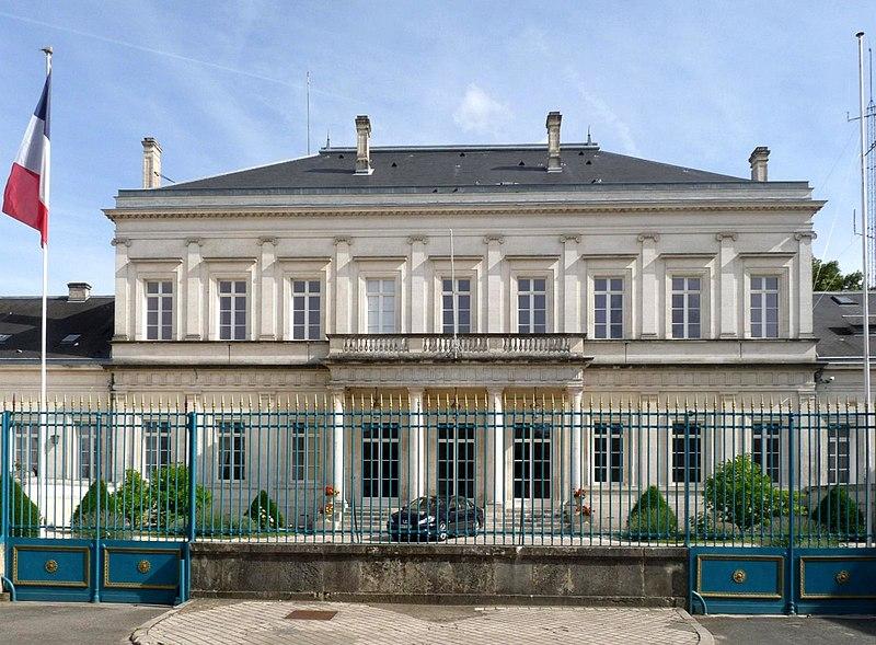 Photo du Monument Historique Préfecture situé à Angoulême