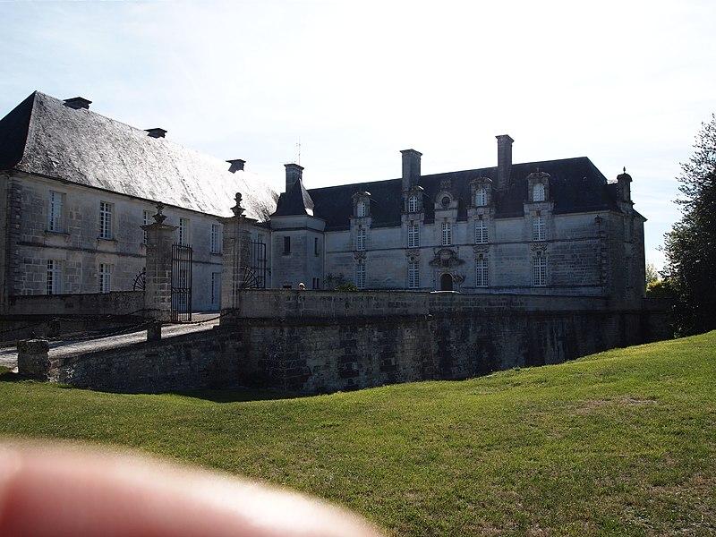 Photo du Monument Historique Château situé à Ars