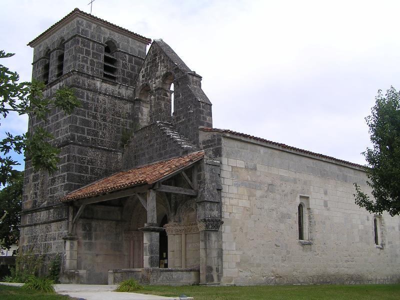 Photo du Monument Historique Eglise Saint-Maclou situé à Ars