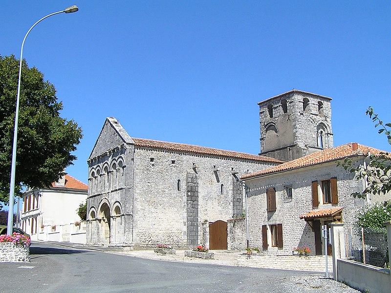 Photo du Monument Historique Eglise Saint-Barthélémy situé à Bécheresse