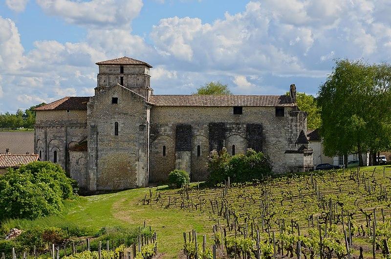 Photo du Monument Historique Eglise Notre-Dame situé à Berneuil