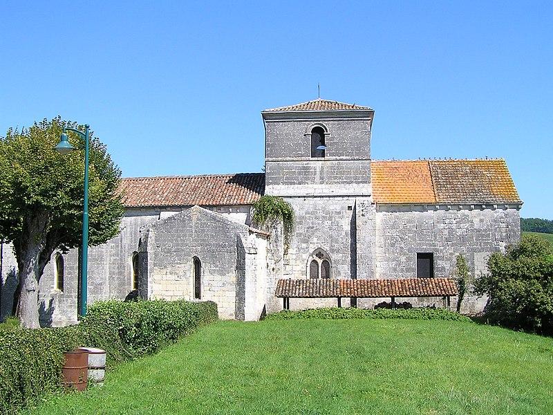 Photo du Monument Historique Eglise Saint-Pierre situé à Bonneuil