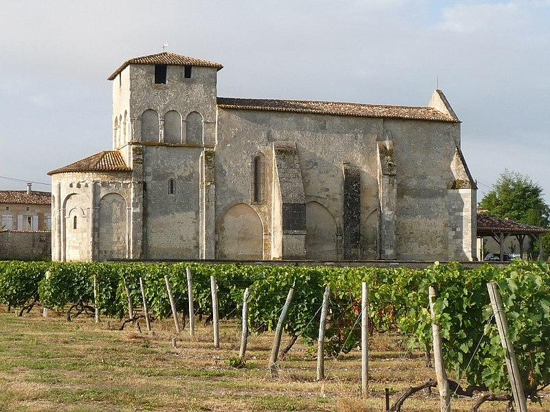 Photo du Monument Historique Eglise Saint-Sulpice situé à Challignac